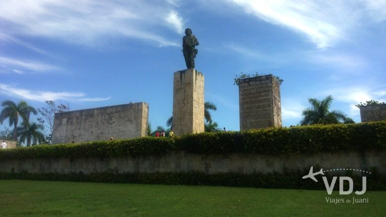Panteon del che Guevara