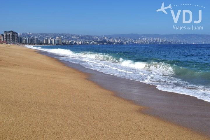 Las playas de ConCon