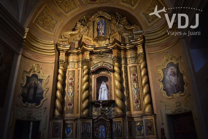 retablo iglesia