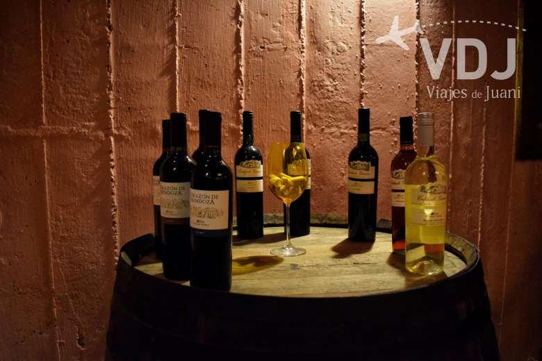 vinos bodega serra