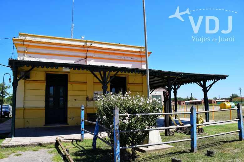 estacion de tren carmen de areco