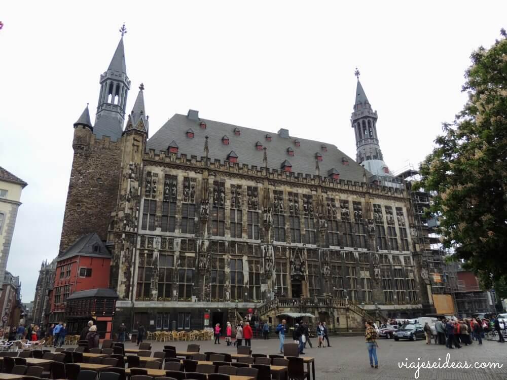 Ayuntamiento de Aachen