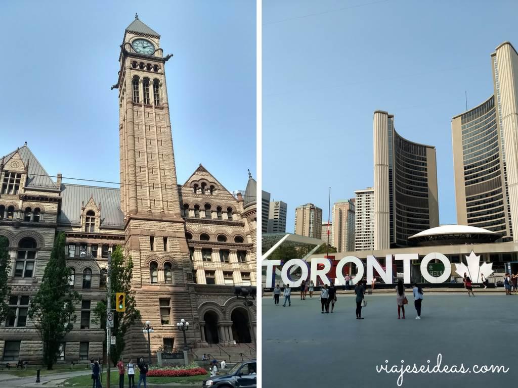 Que hacer en Toronto, Ayuntamientos