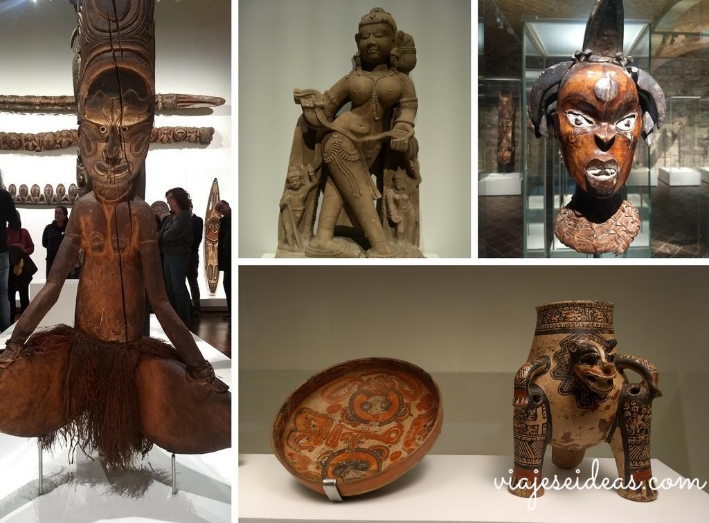Museo Culturas del Mundo, Museos de Barcelona