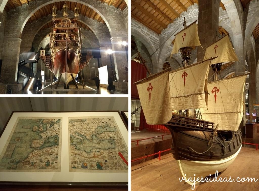 Museo Marítimo, Museos de Barcelona