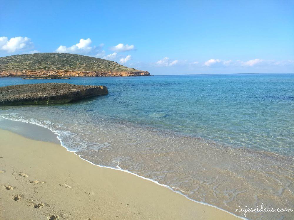 Cala Comte, fin de semana en Ibiza
