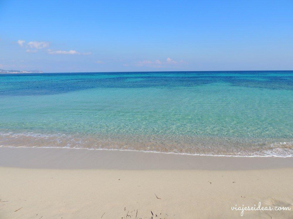 Des Cavallet, fin de semana en Ibiza