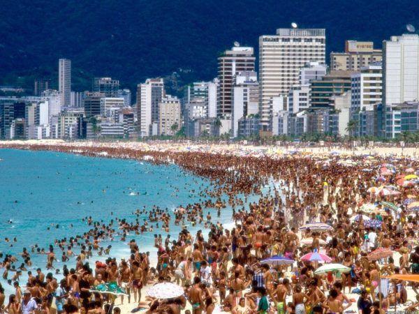 Rio de Janeiro y las Playas