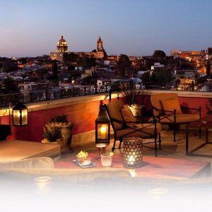 Hotel boutique, la nueva moda al viajar por San Miguel de Allende