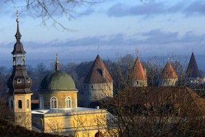 Viaja por Europa a Estonia, Letonia y Lituania