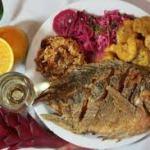 tipico pescado frito