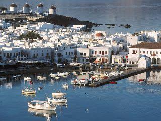 Visite Mykonos y viva las vacaciones de sus sueños
