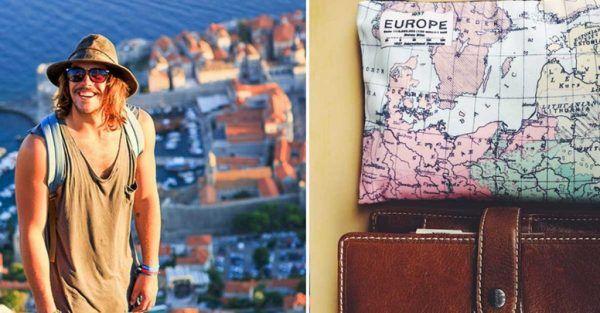 Viajar por Europa sin gastar