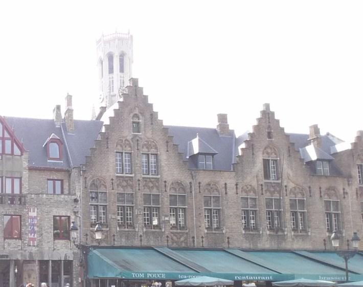 Brujas (Bélgica). Qué ver en Brujas en un fin de semana?
