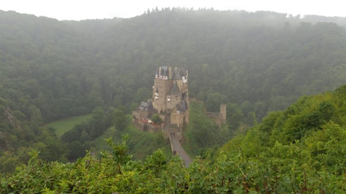 Burg Eltz (Alemania) Ruta por el Mosela
