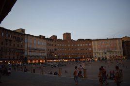 Piazza del Campo. Qué ver en Siena en 24h?