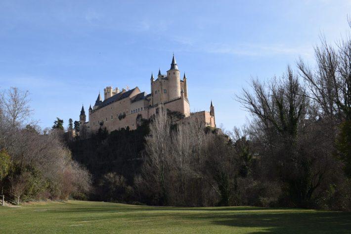 Alcázar de Segovia. 5 de los castillos mas impresionantes y bonitos de España.