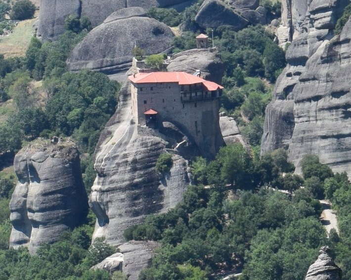 Meteora (Grecia). Los lugares más impresionantes de Grecia. Qué ver en Grecia?