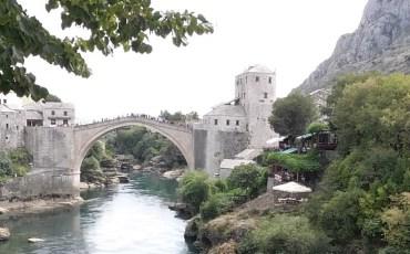 VIDEO: MOSTAR (BOSNIA HERZEGOVINA)