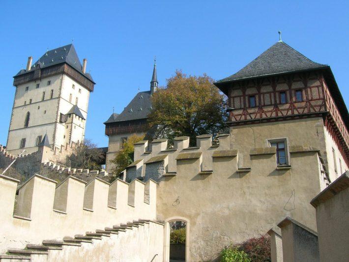 Castillo de Karlstein (R. Checa) Las mejores excursiones desde Praga.