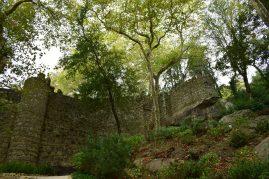 Paseo hasta Castelo dos Mouros. Sintra (Portugal)