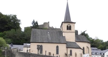Luxemburgo. Castillo de Sepfontaine