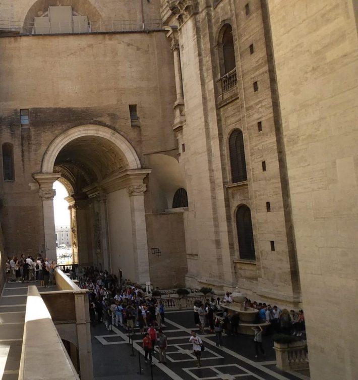El Vaticano (Ciudad del Vaticano)