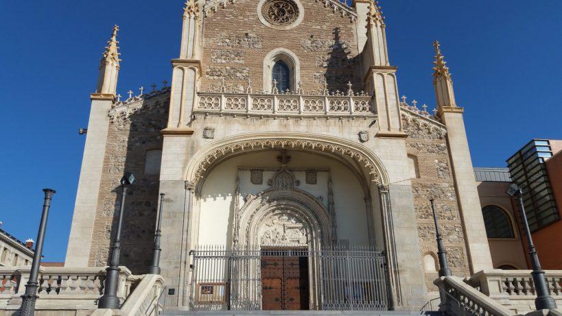 Monasterio de los Jerónimos. Madrid (España)