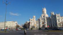 Plaza de la Cibeles. Madrid (España)