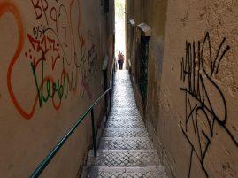 Barrio de Alfama. Lisboa (Portugal)