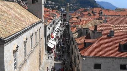Stradun. Dubrovnik (Croacia)