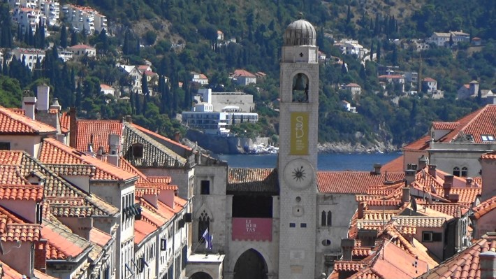Torre del Campanario. Dubrovnik (Croacia)
