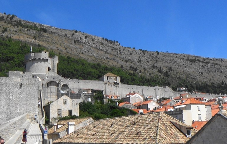 Murallas. Dubrovnik (Croacia)