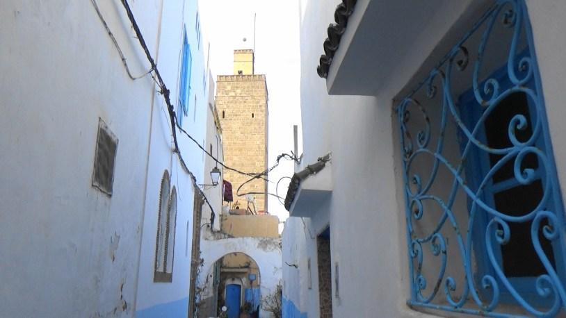 Mezquita el Atiqa en la Kasbah de los Oudayas. Rabat (Marruecos)