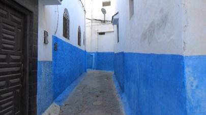 Kasbah de los Oudayas. Rabat (Marruecos)