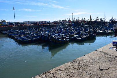 Puerto. Essaouira (Marruecos)