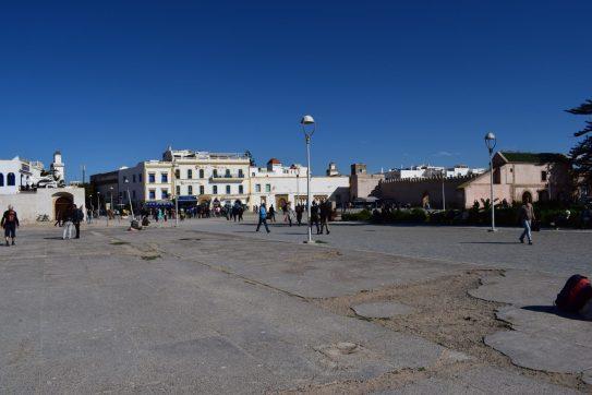 Place Mulaiy Hassan. Essaouira (Marruecos)