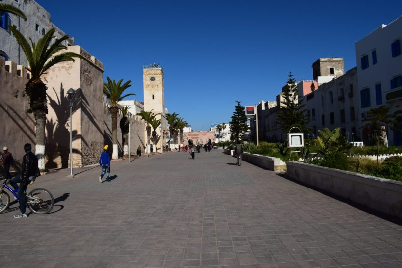 L' Horloge d'Essaouira. Essaouira (Marruecos)