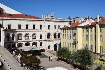 Estación de Rossio. Lisboa (Portugal)