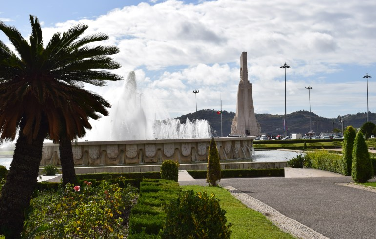 Padrão dos Descubrimentos. Lisboa (Portugal)