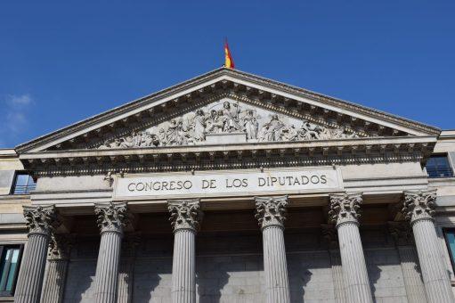 Congresos de los Diputados. Madrid (España)