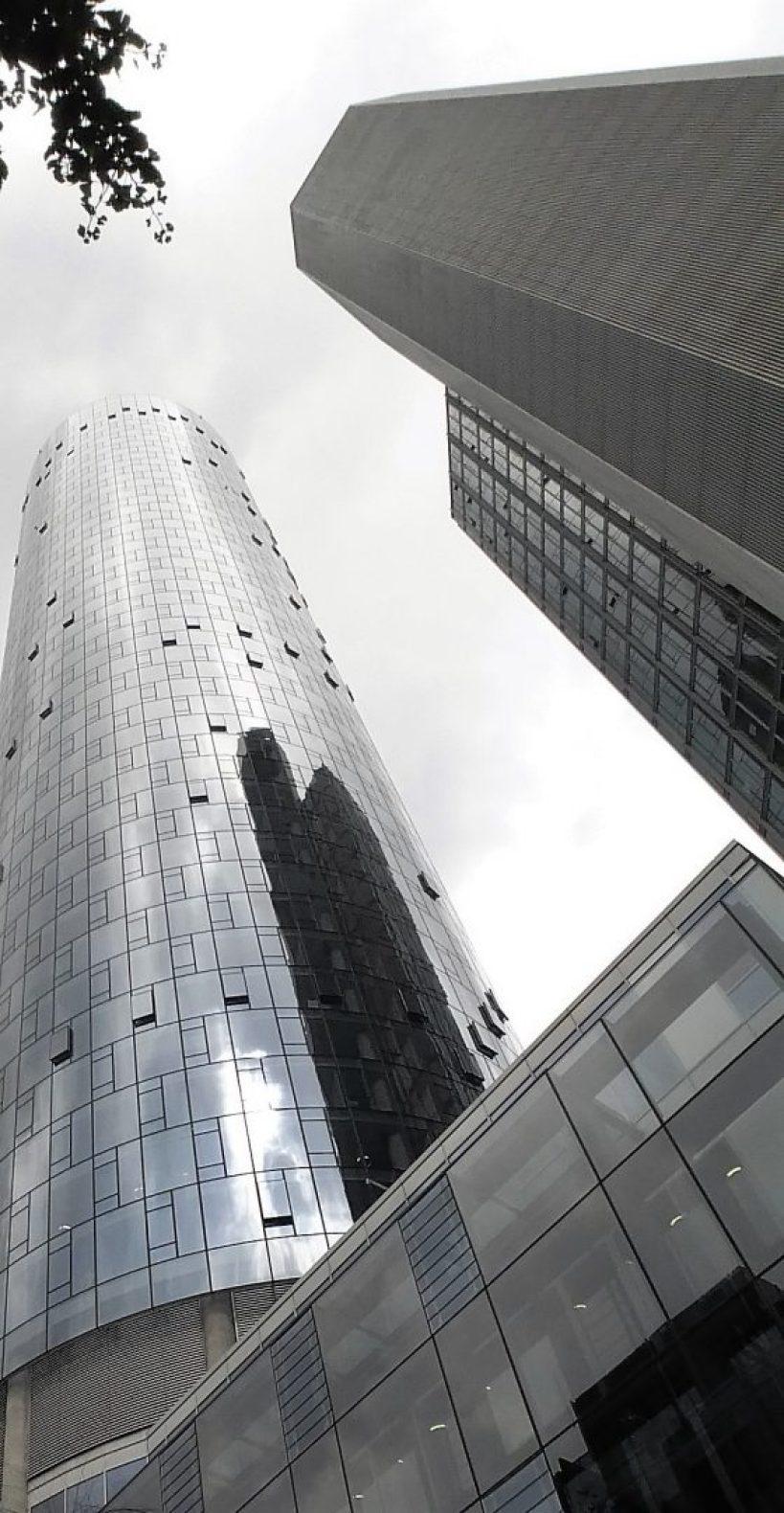 Main Tower. Frankfurt (Alemania)
