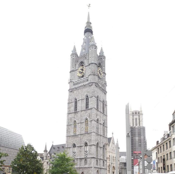 Belfort. Gante (Bélgica)