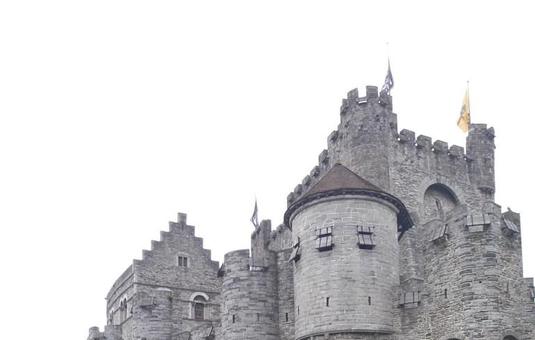 Gravensteen. Gante (Bélgica)