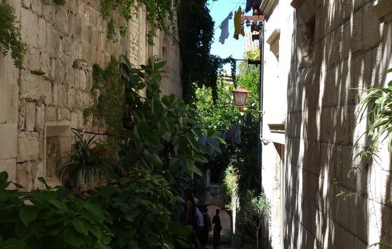 Callejeando por Kórcûla (Croacia)