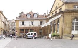 Mercado. Metz (Francia)