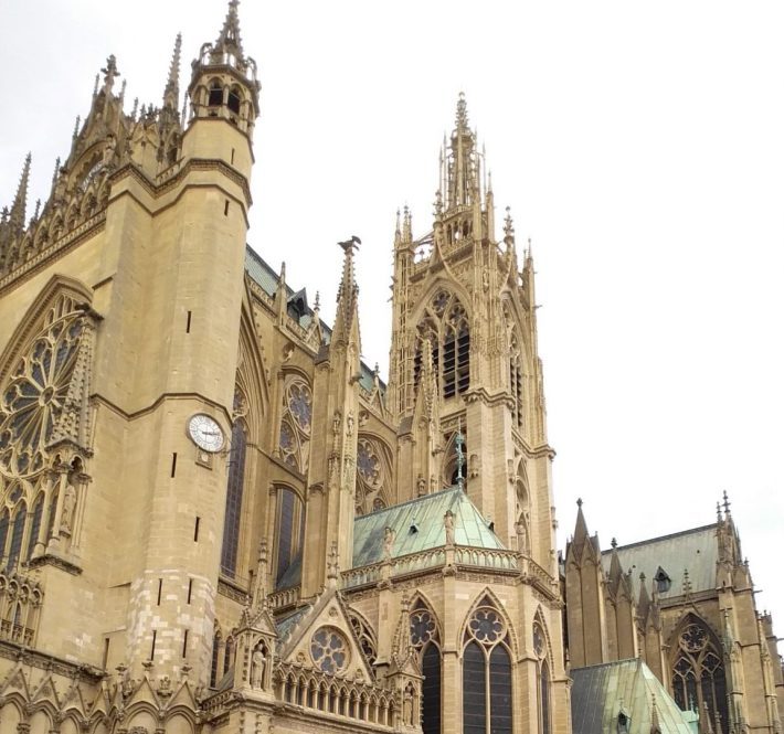 Catedral de St. Etienne. Metz (Francia)