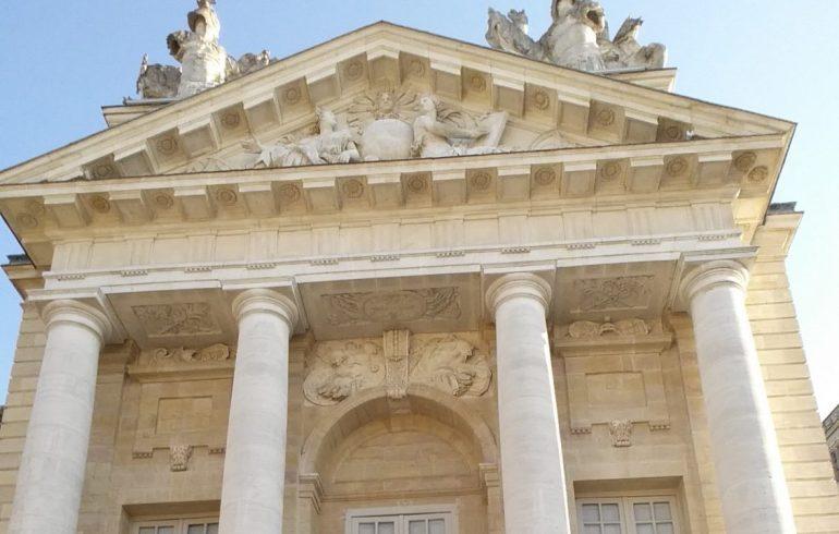 Le Palais des Ducs de Bourgogne. Dijon (Francia)