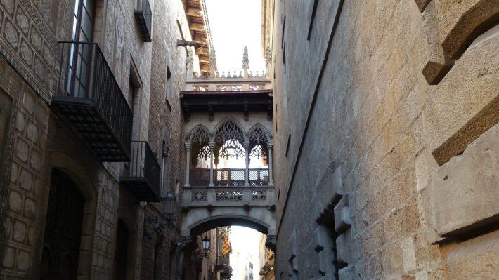 Barrio Gótico. Barcelona (España)