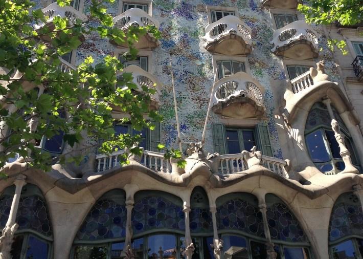 Casa Batló. Barcelona (España)